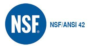 Τι σημαίνει η πιστοποίηση φίλτρων νερού κατά NSF/ANSI 42