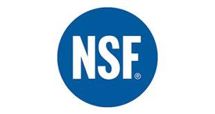 Πιστοποίηση φίλτρων από τον NSF International